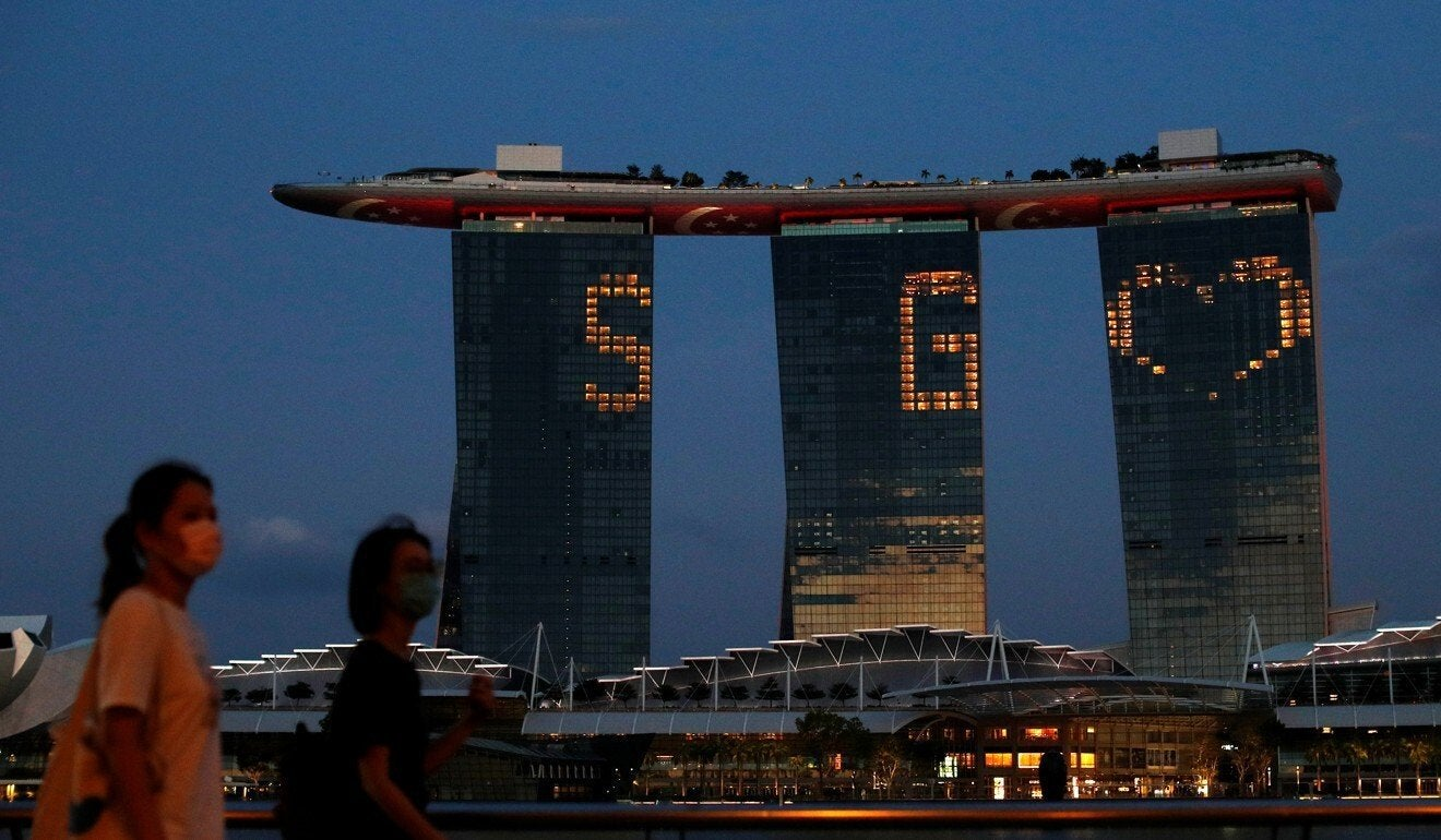 Marina Bay Sands Settles Lawsuit