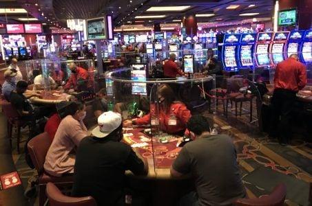 Maryland casinos revenue coronavirus