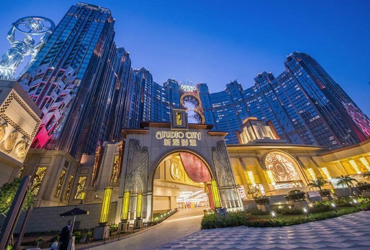 Melco Resorts Studio City Macau