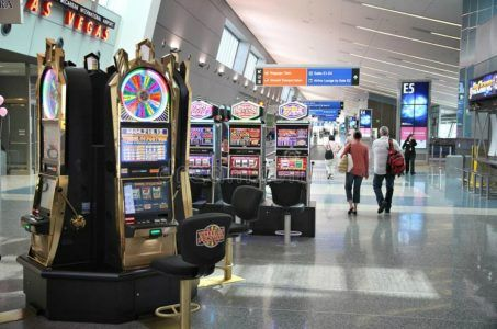 McCarran International Las Vegas airport