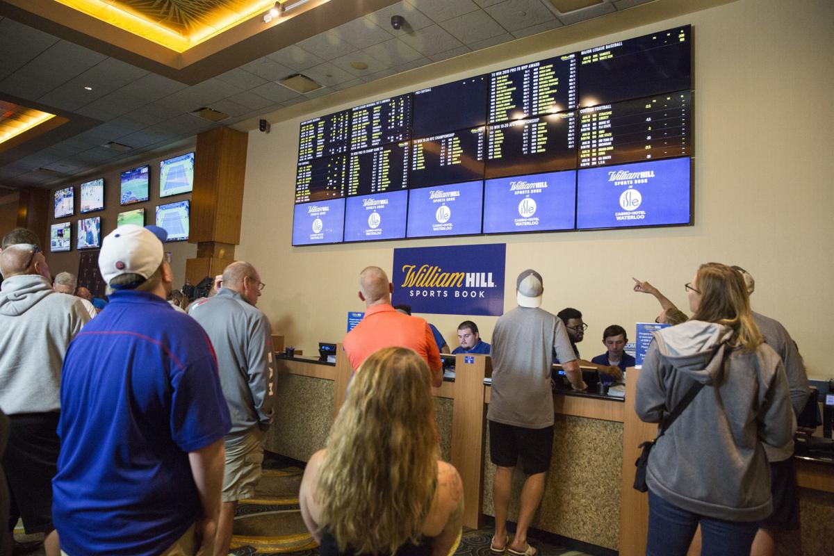 William Hill Gets Negative Rating From Moody's