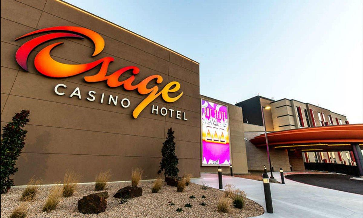 Osage Nation casino Oklahoma tribe