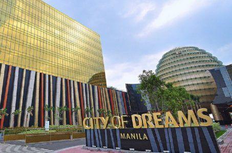 Manila casinos Philippines City of Dreams