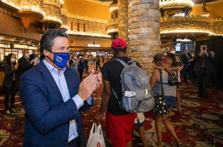 MGM Resorts Bill Hornbuckle