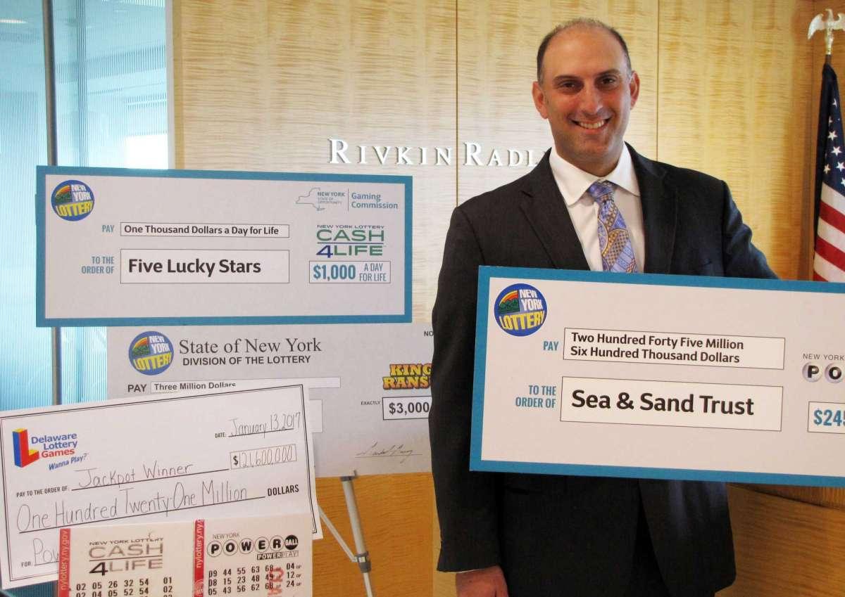 Lottery Lawyer Jason Kurland Mega Millions