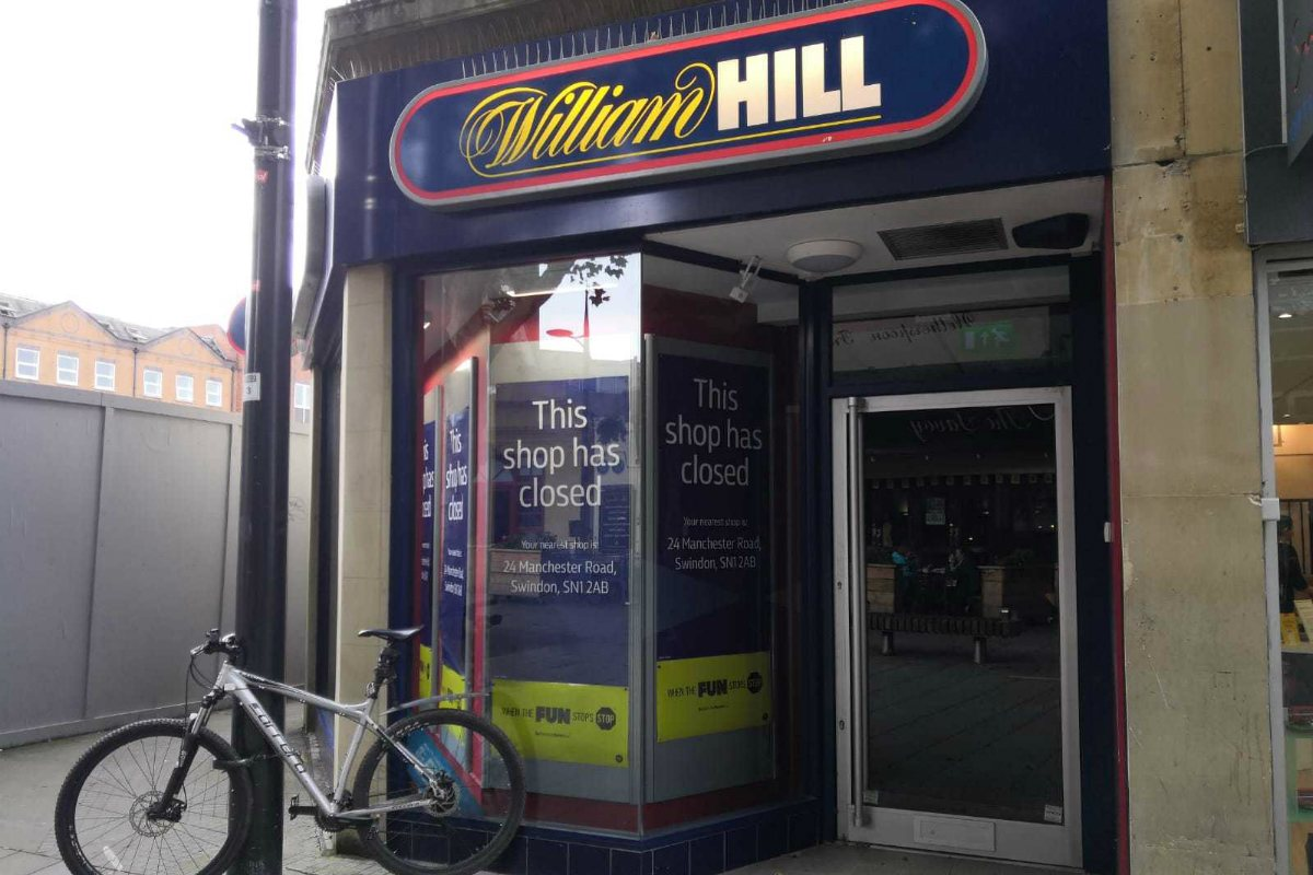 gaming industry UK William Hill