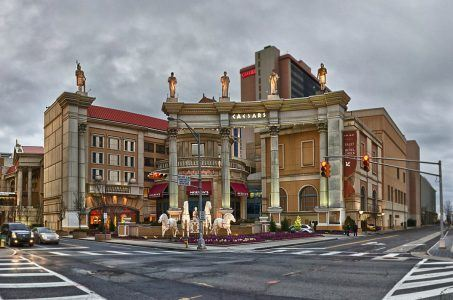 Caesars Entertainment Atlantic City casinos