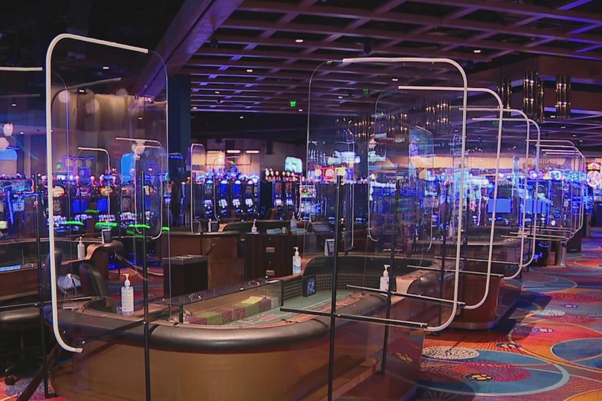 Pennsylvania casinos revenue tax