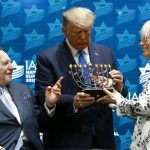 President Donald Trump Asks Las Vegas Tycoon Sheldon Adelson Why He's Not Doing More to Help Reelection Campaign