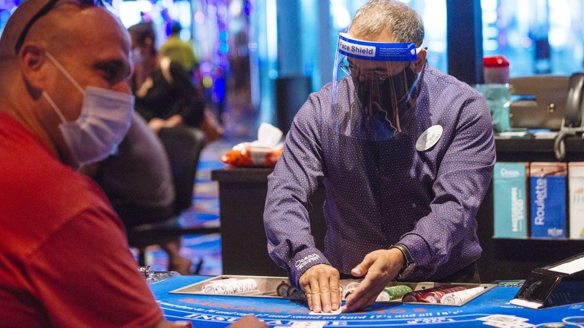 Atlantic city casino job New Jersey