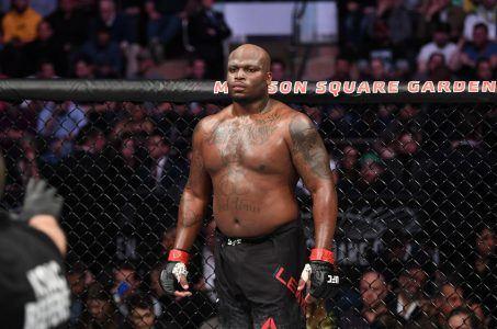 Derrick Lewis UFC Oleinik