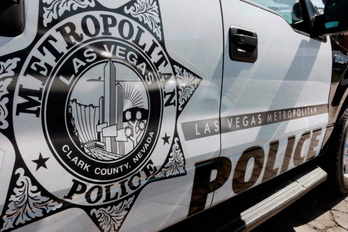 Las Vegas crime Metro Police