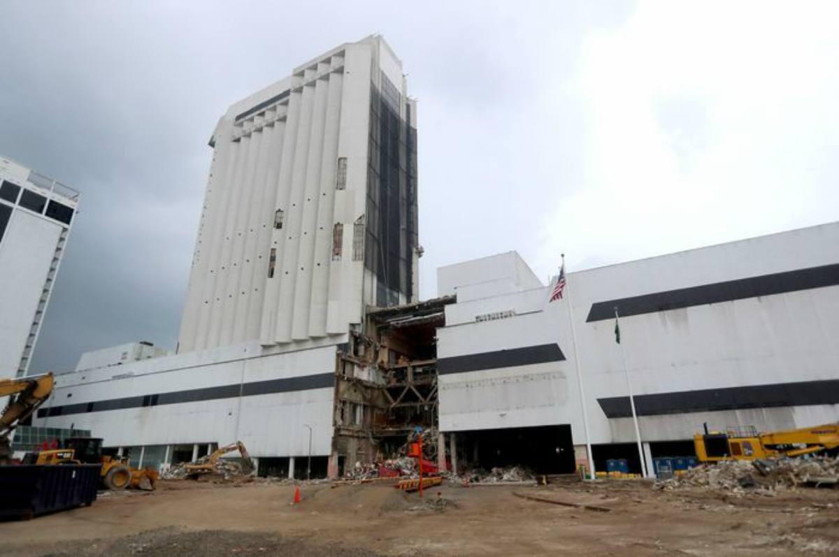 Trump Plaza Atlantic City casino