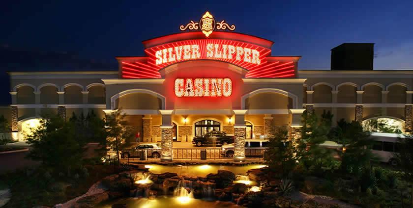 Tropical Storms Close Silver Slipper Casino