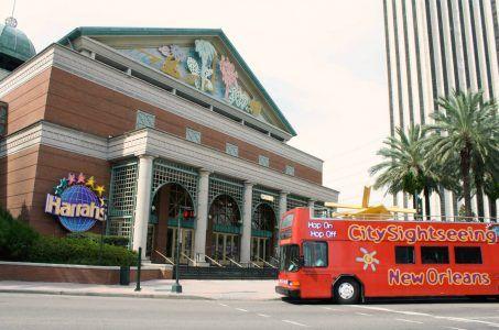Harrah's New Orleans hotel tax
