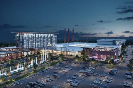 Danville casino Virginia Horseshoe