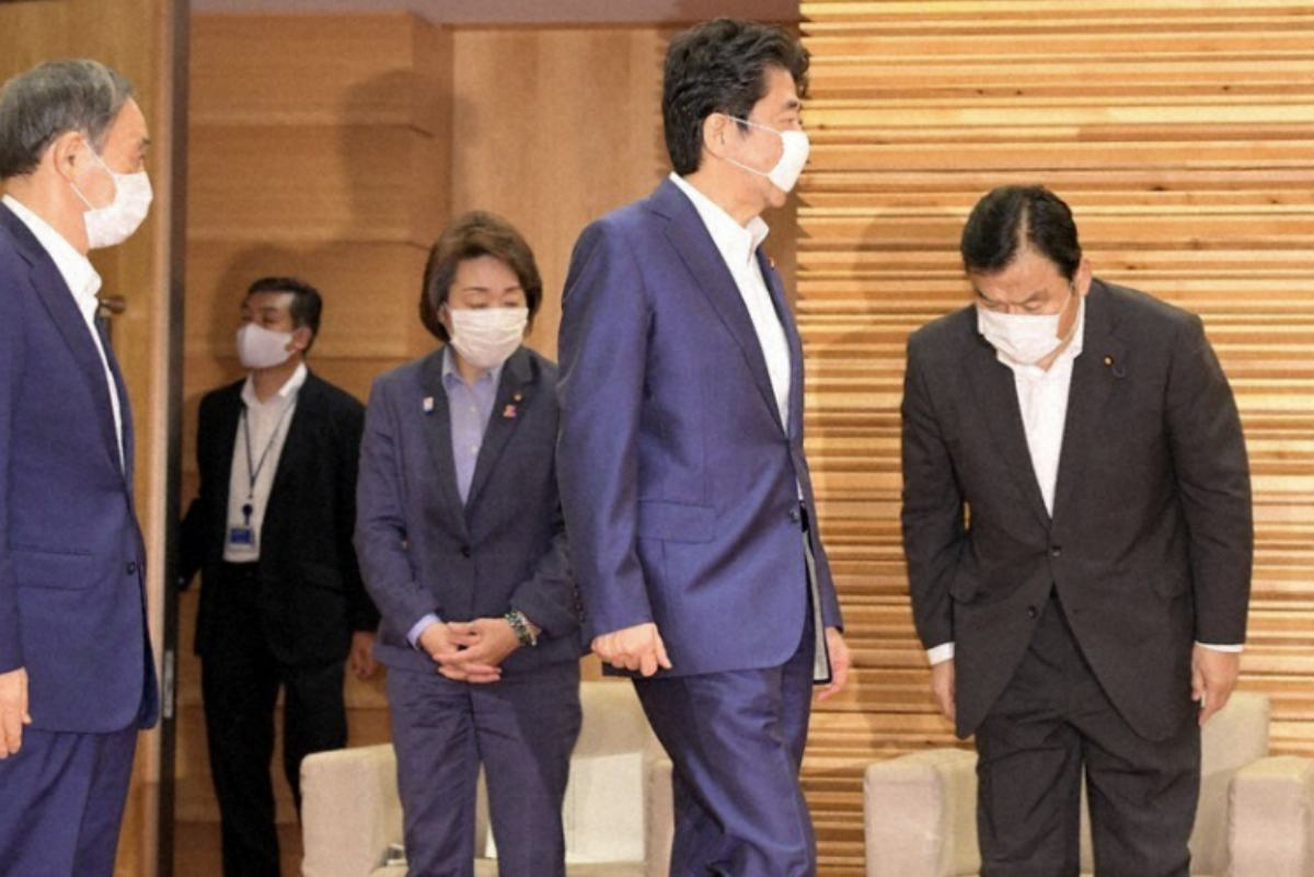 Japan IR casino Shinzo Abe