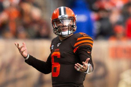 Cleveland Browns Baker Mayfield