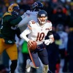Chicago Bears NFL Betting Preview: Foles or Trubisky — Does it Matter?