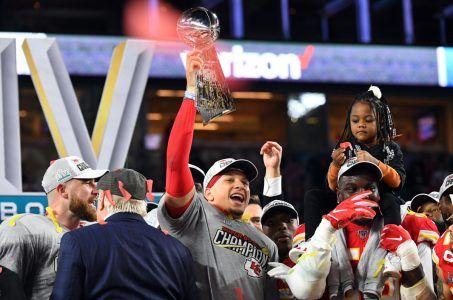 Patrick Mahomes Super Bowl