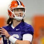 Trevor Lawrence, Favorite for No. 1 NFL Draft Pick, Pleads to Save College Football Season