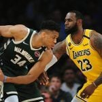 With Lakers Favored to Win NBA Title, Play-In Game Will Provide Appetizer