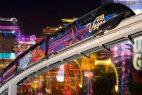 Las Vegas Monorail LVCVA