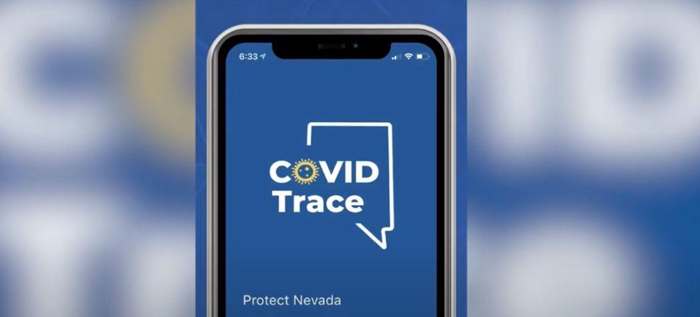 Covid trace app