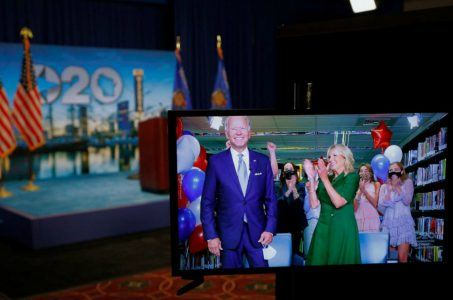 Joe Biden odds Trump 2020