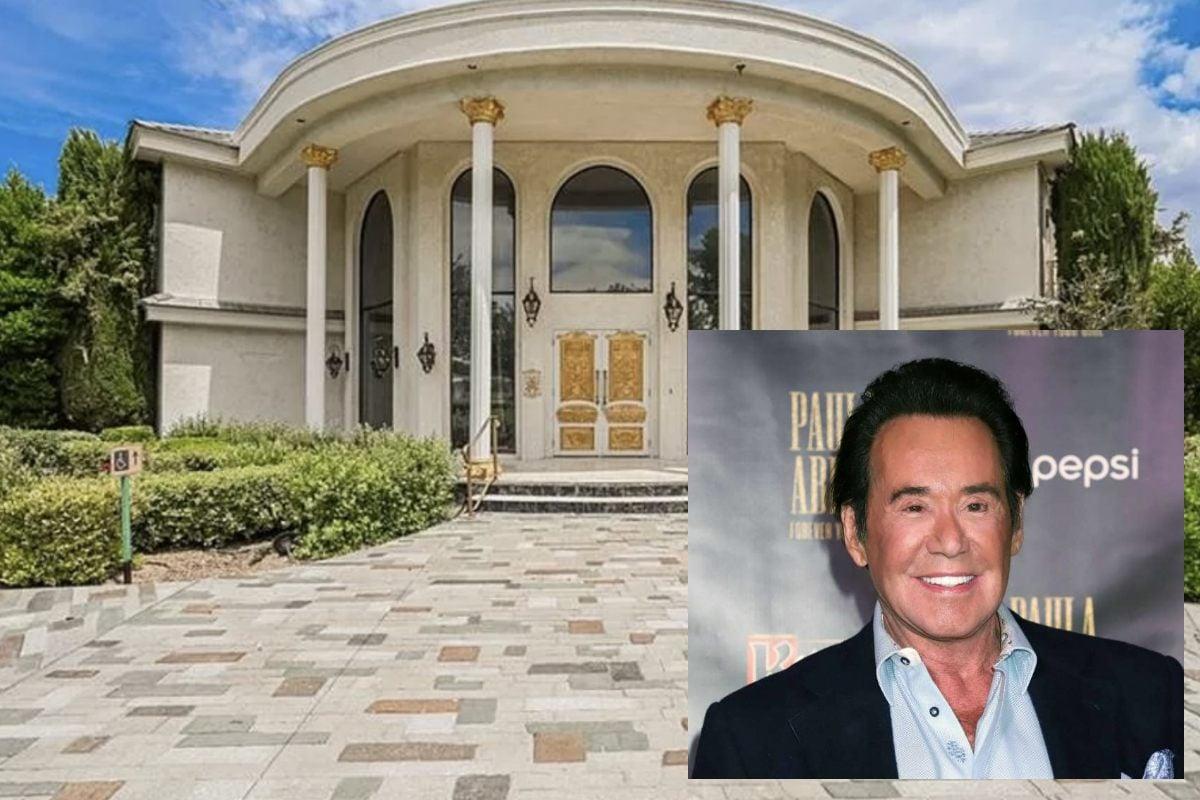 Wayne Newton Casa De Shenandoah Las Vegas