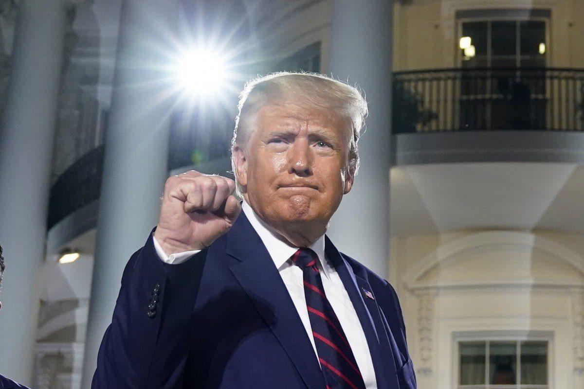 Donald Trump 2020 odds Biden