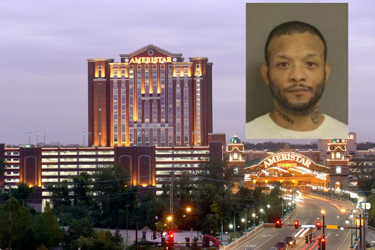fentanyl casino crime Missouri Ameristar