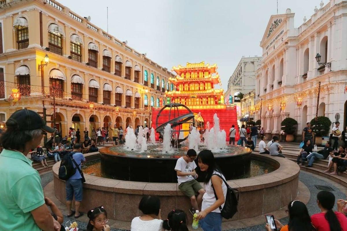 Macau GGR Continues Down In July