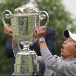 Collin Morikawa PGA Championship Win Major Victory for Oddsmakers