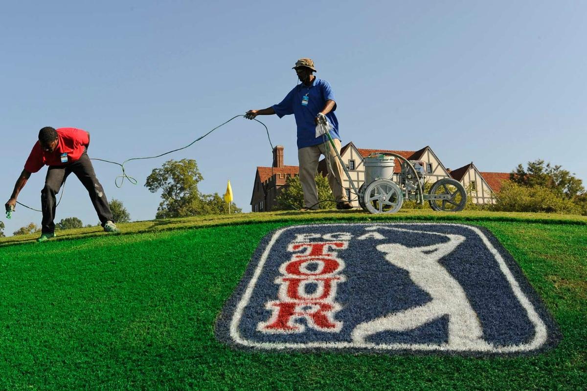 BetMGM PGA Tour odds sports betting