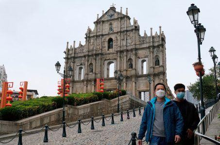 Macau tourism office casinos China