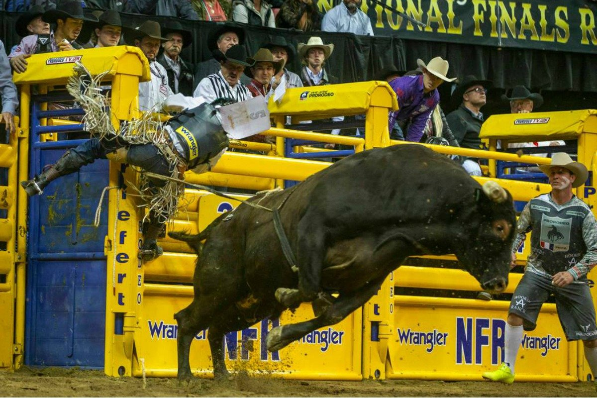 National Finals Rodeo NFR Las Vegas