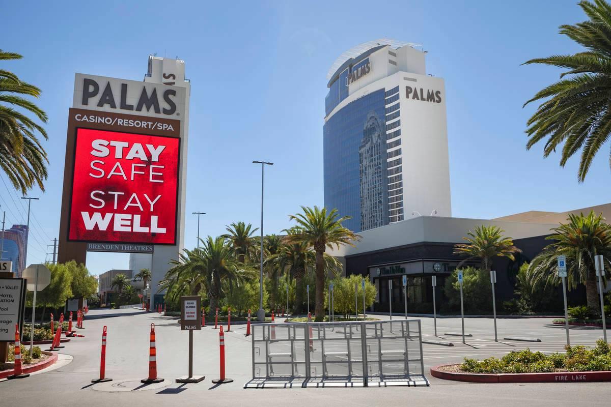 hotel industry Las Vegas Nevada casino