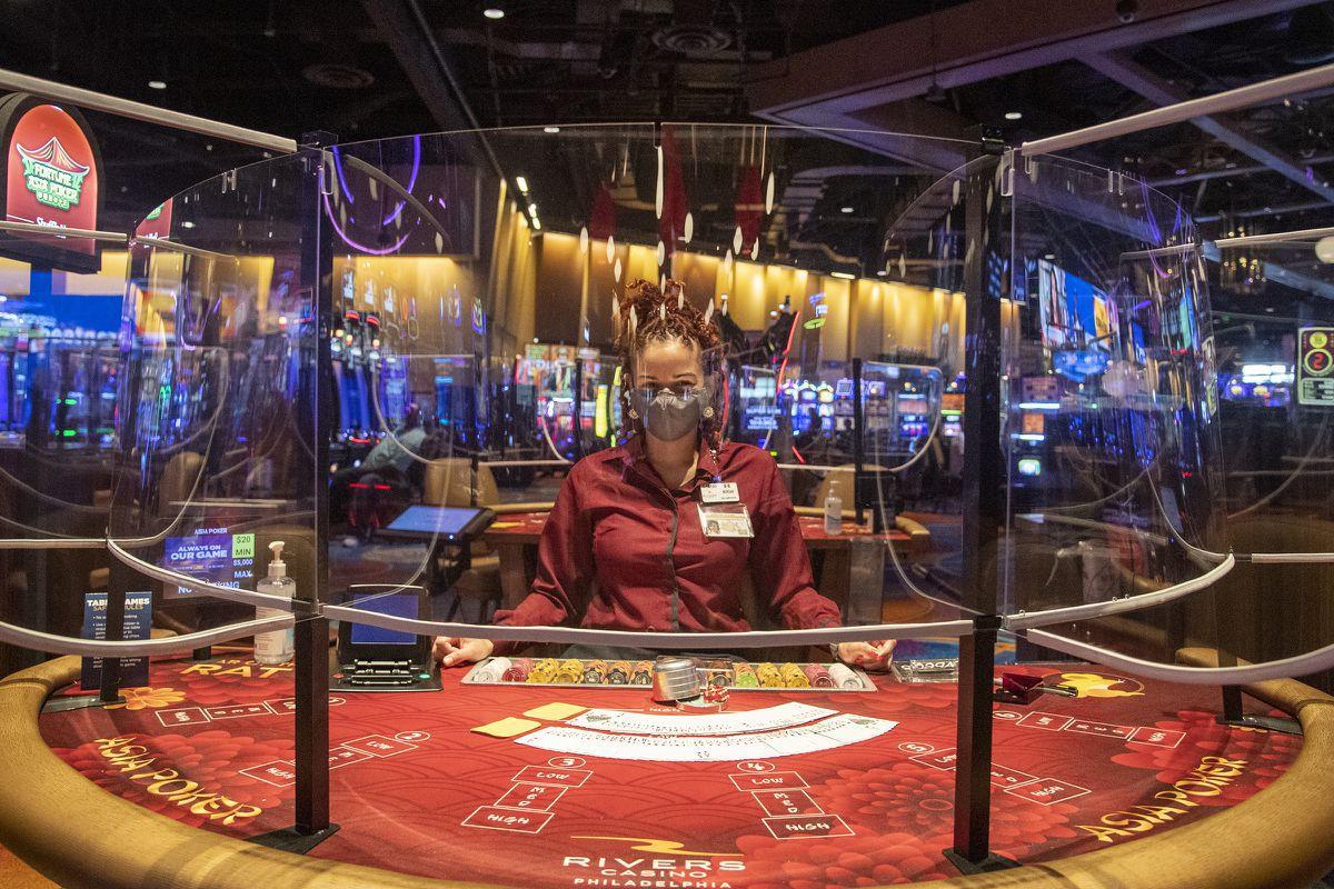 Pennsylvania casinos jobs diversity report