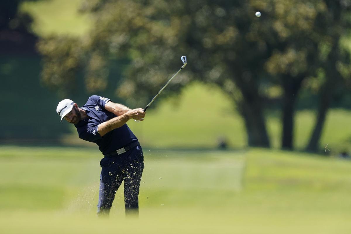 Dustin Johnson golf odds US Open