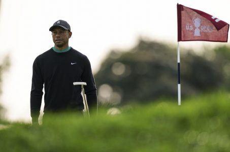 Tiger Woods US Open golf odds