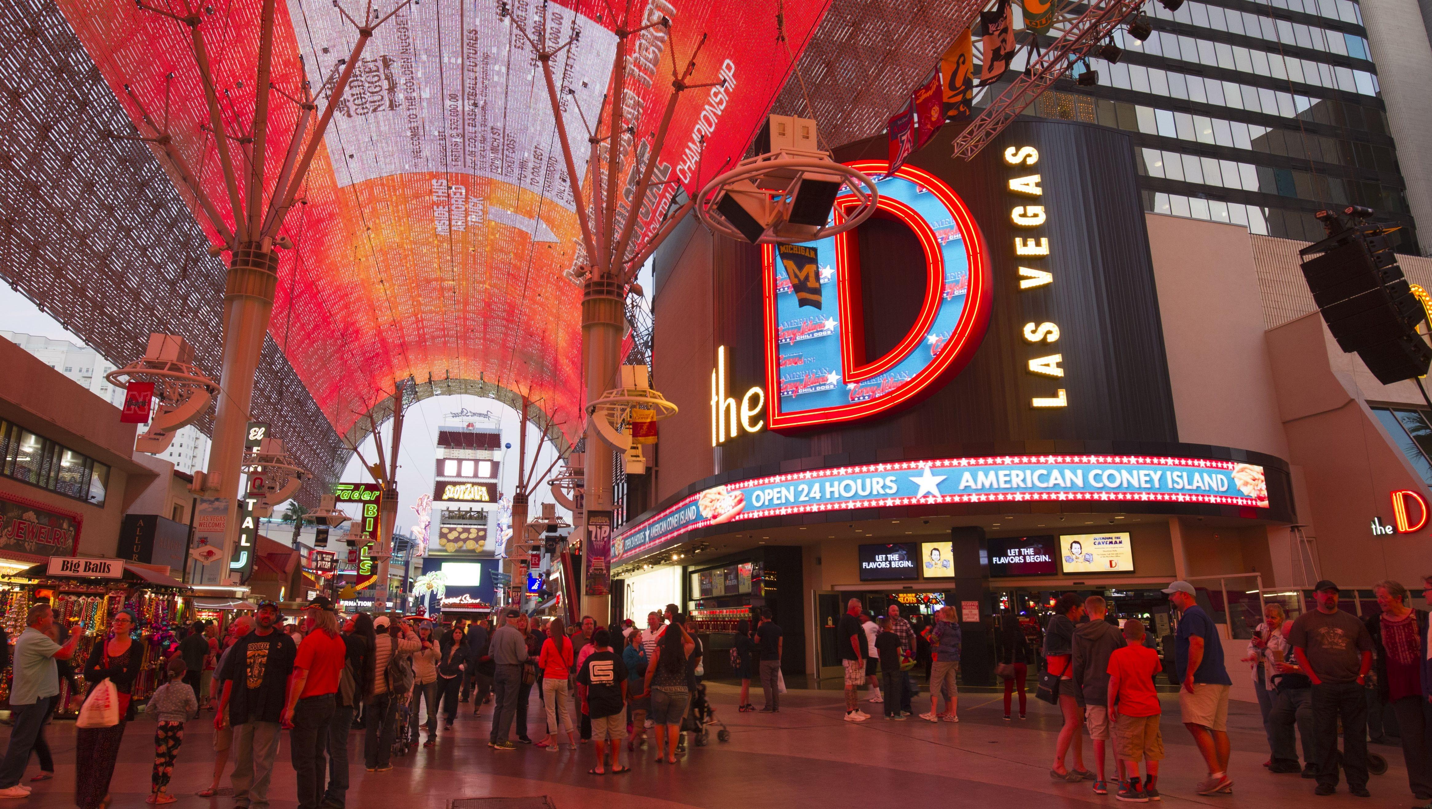 Uhrzeit Las Vegas Usa