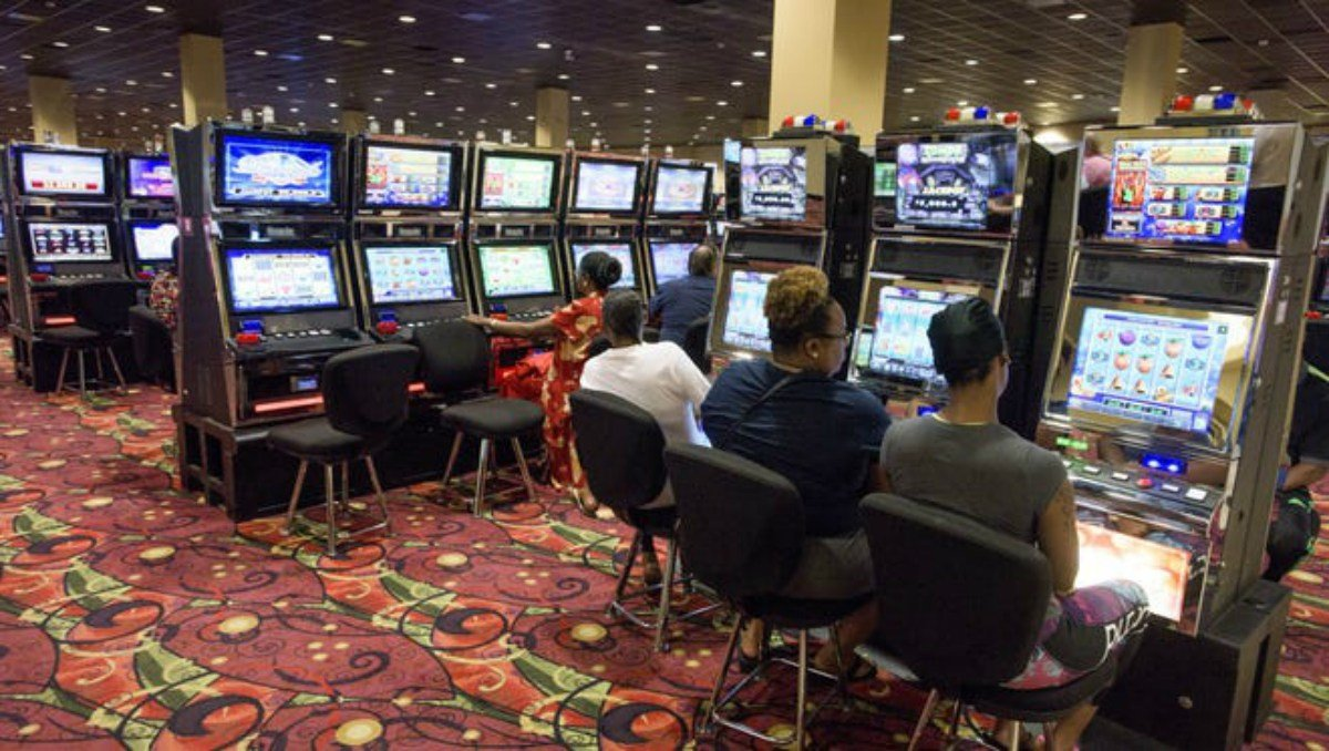 Alabama casinos VictoryLand Wind Creek