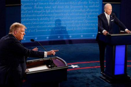 Biden Trump Presidential Debate