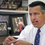Regents Name Former Gov. Brian Sandoval University of Nevada President at $500K a Year