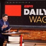 ESPN Airs Sports Wagering Show From Las Vegas In Time for NFL Opener