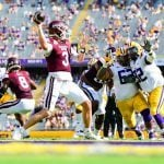 LSU, Oklahoma Losses Cap Wild Day of College Football as Sportsbooks Capitalize on Big Upsets