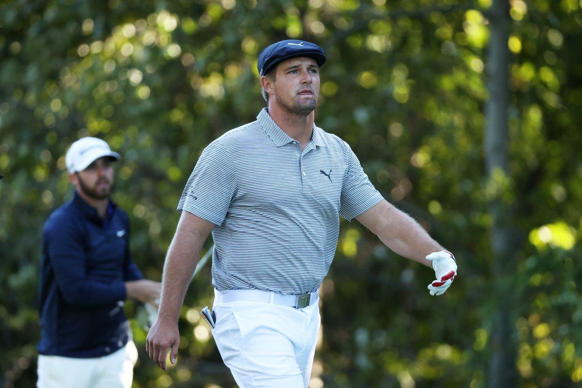 Bryson DeChambeau U.S. Open golf odds