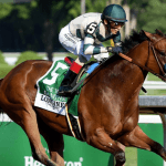 Gamine, Swiss Skydiver Face Off in Friday's Kentucky Oaks