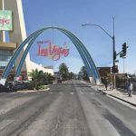 New Las Vegas Archway Highlights Downtown Casino District, Provokes Critics